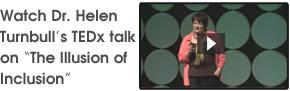 Dr. Turnbull's TEDx talk