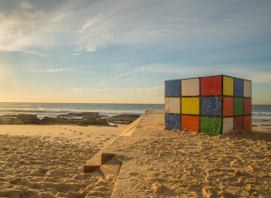 THE RUBIK CUBE and the SISTERHOOD""