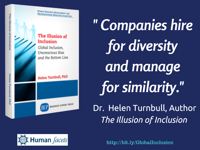 Companies hire for diversity and manage for similarity